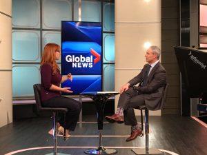 Lauren on Global News talking about Speech Etiquette and Tactics