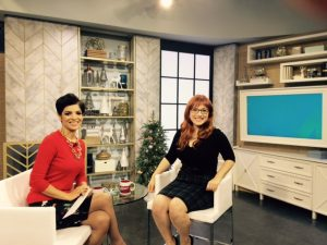 Lauren on CTV Your Morning talking Public Speaking for New Years 2017!