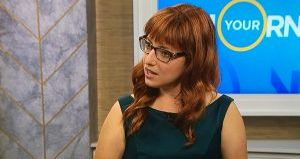 Lauren on CTV's Your Morning, Discussing INTERVIEW SKILLS