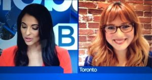 Lauren on Vancouver's Global BC1: Do's and Don't when it comes to Public Speeches